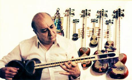 استاد جلیل شهناز رپرتوار موسیقی ایران