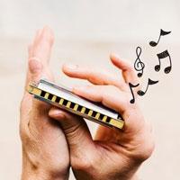 کلاس های آموزشگاه موسیقی هارمونیکا ساز دهنی