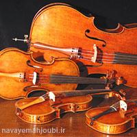 کلاس های آموزشگاه موسیقی ویولا